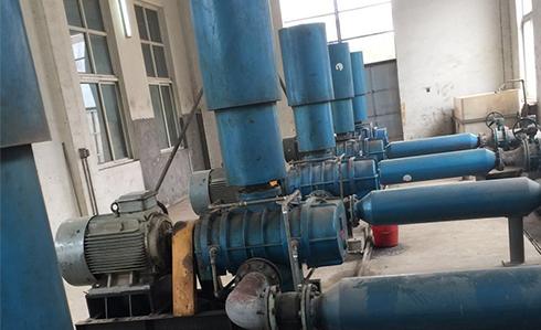 Laajamittainen jäteveden käsittely ja muuntaminen Nantongissa