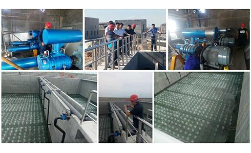 Huangshanissa sijaitsevan vesiyhtiön äänieristyshuone